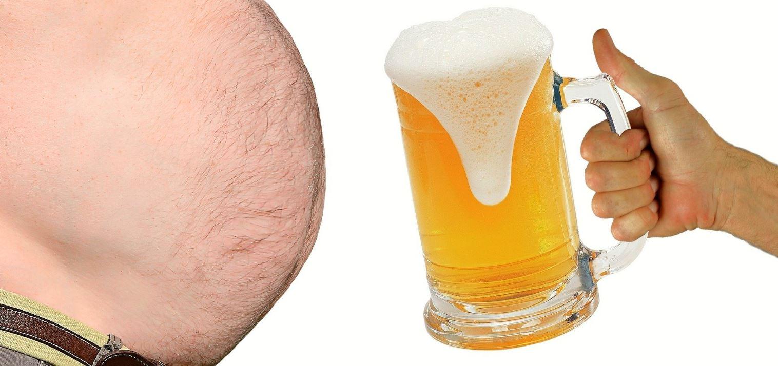 Pourquoi la bière fait grossir le ventre ?