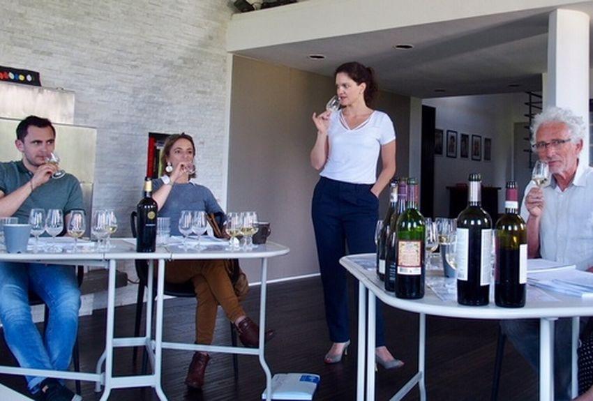 Marseille : premier millésime pour l'école de vin